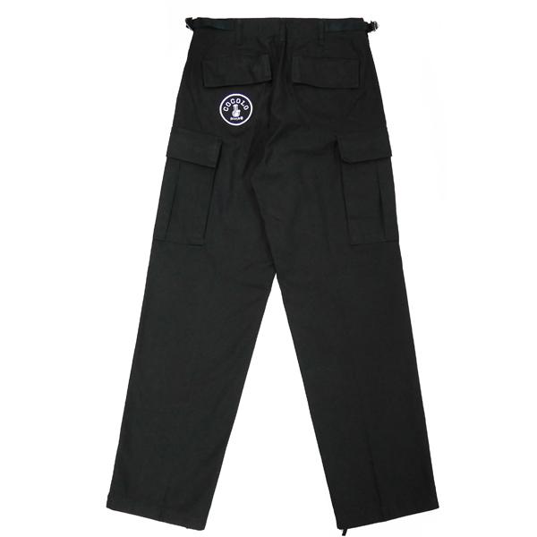 画像1: BONG CARGO PANTS(BLACK)