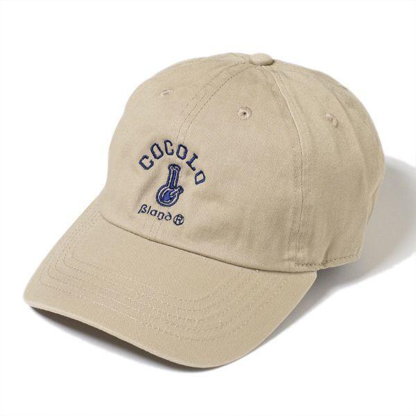 画像1: CLASSIC BONG 6PANELS CAP (BEIGE)