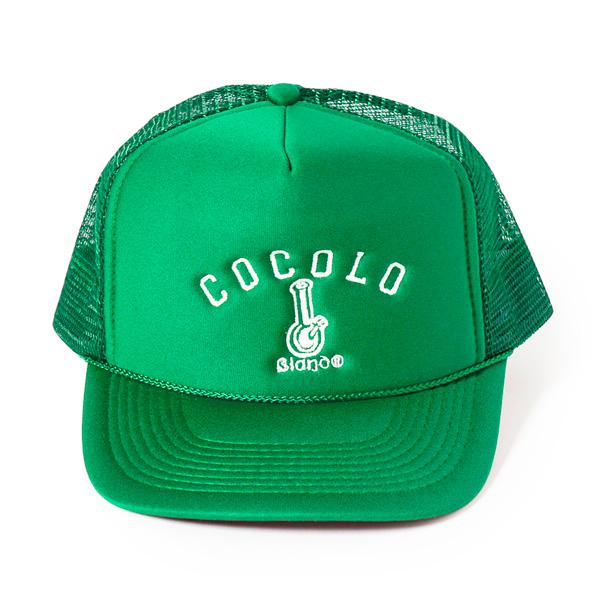 画像1: ORIGINAL BONG MESH CAP (GREEN)