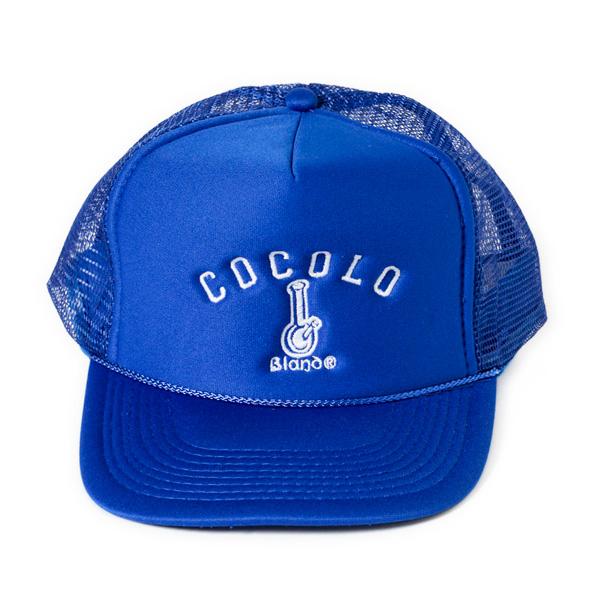 画像1: ORIGINAL BONG MESH CAP (ROYAL BLUE)