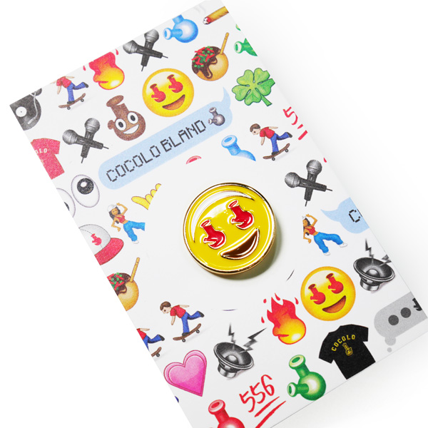 画像1: EMOJI PINS (SMILE)