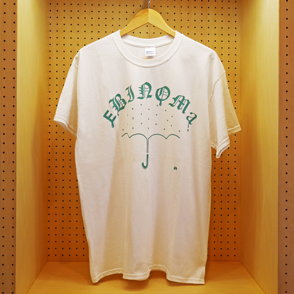 画像1: EBINOMA BRAND / RAIN GANG (WHITE/MINT GREEN)