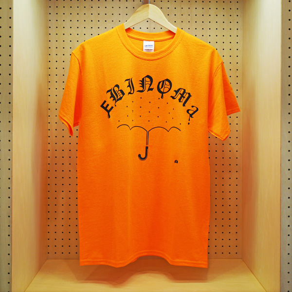 画像1: EBINOMA BRAND / RAIN GANG (NEON ORANGE)