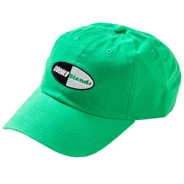 画像1: CAPSULE LOGO 6PANELS CAP (GREEN)