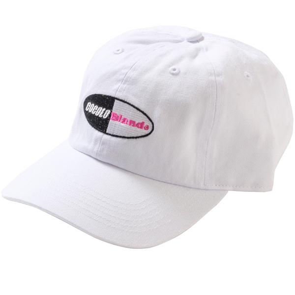 画像1: CAPSULE LOGO 6PANELS CAP (WHITE)