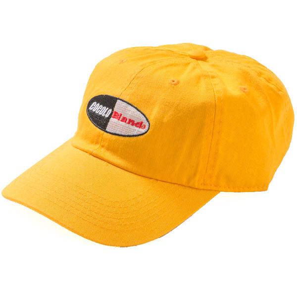 画像1: CAPSULE LOGO 6PANELS CAP (GOLD)