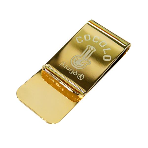画像1: ORIGINAL BONG MONEY CLIP (GOLD)