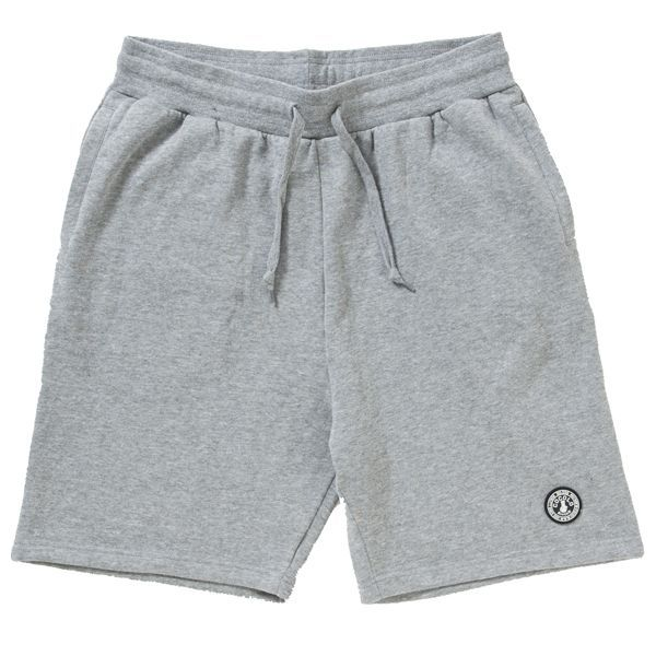 画像1: WAPPEN FLEECE SHORTS(GRAY)