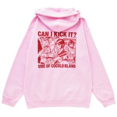 画像1: SALE !! CAN I KICK IT ZIP PARKA (PINK) (1)