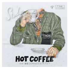 画像1: STUDIO韻シスト HOT COFFEE ( 7インチレコード ) (1)