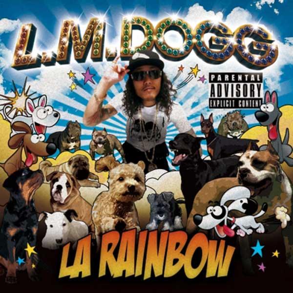 画像1: L.M.DOGG/LA RAINBOW (1)