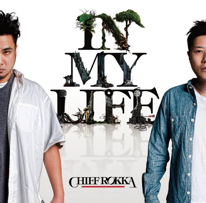 画像1: CHIEF ROKKA/IN MY LIFE (1)