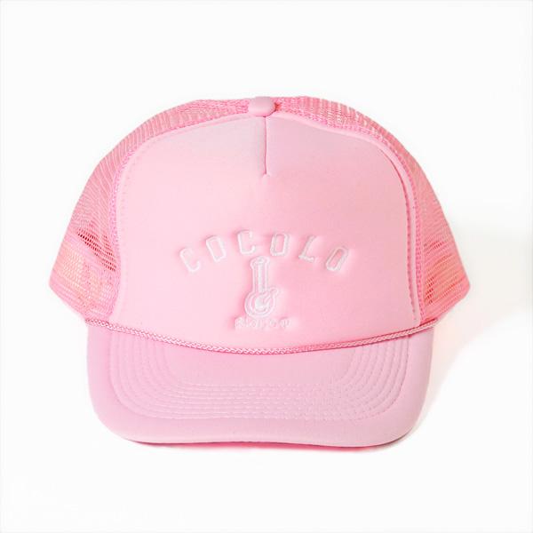 画像1: ORIGINAL BONG MESH CAP (PINK) (1)