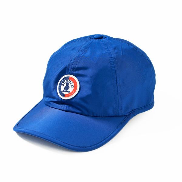 画像1: D.I.Y. NYLON CAP (BLUE)