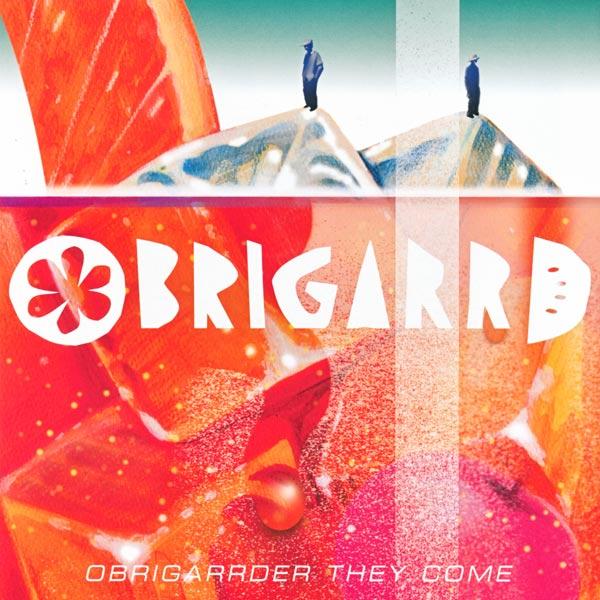 画像1: OBRIGARRD / OBRIGARRDER THEY COME (1)