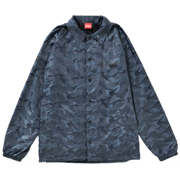 画像1: SALE!! 50%OFF!! 556 PRODUCT CAMO COACH JKT(DARK NAVY CAMO) (1)