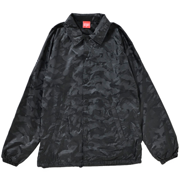 画像1: 556 PRODUCT CAMO COACH JKT(BLACK CAMO)