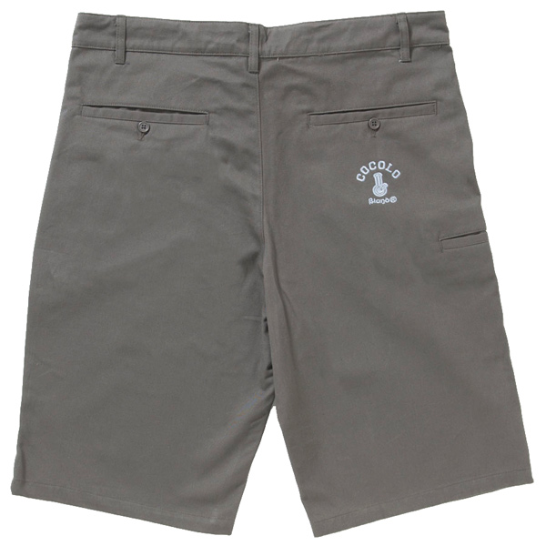 画像1: SALE!! ORIGINAL BONG CHINO SHORTS(GRAY) (1)