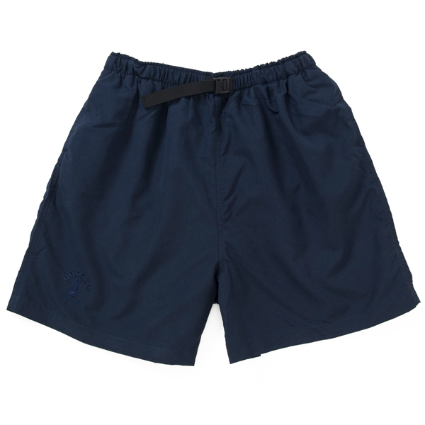画像1: SALE!! 30%OFF!! BONG MICROFIBER SHORTS ( NAVY ) (1)