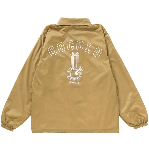 画像1: CLASSIC COACH JKT (GOLD) (1)