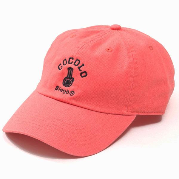画像1: CLASSIC BONG 6PANELS CAP (CORAL PINK) (1)
