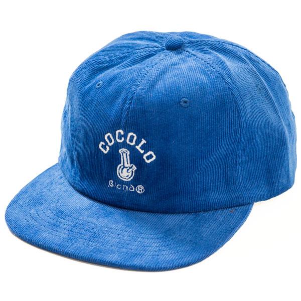 画像1: BONG CORD SNAPBACK (BLUE)