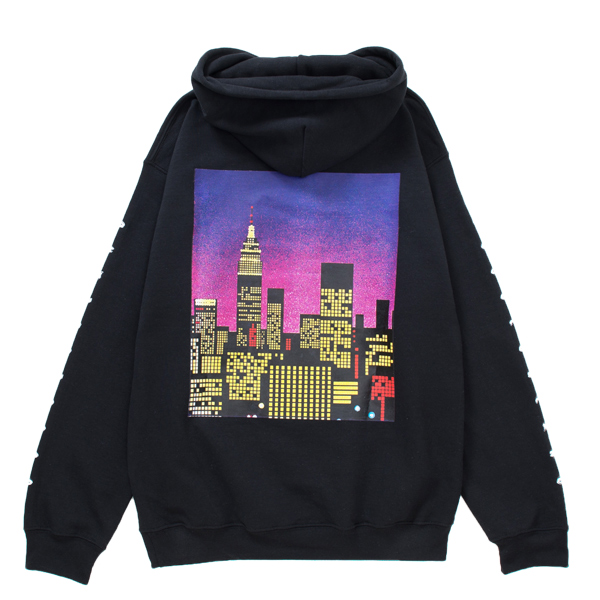 画像1: URBAN LOCAL HOOD (BLACK) (1)