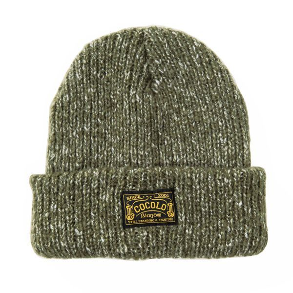画像1: SALE!! FLICK BEANIE (MOSS GREEN) (1)