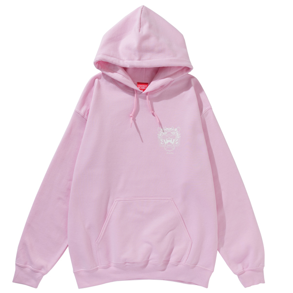 画像1: SALE LUCKY TIGER HOOD(PINK) (1)