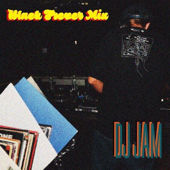 画像1: DJ JAM / BLACK FLAVOR MIX (1)