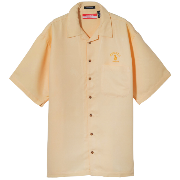 画像1: BONG RAYON CAMP SHIRTS (BANANA) (1)