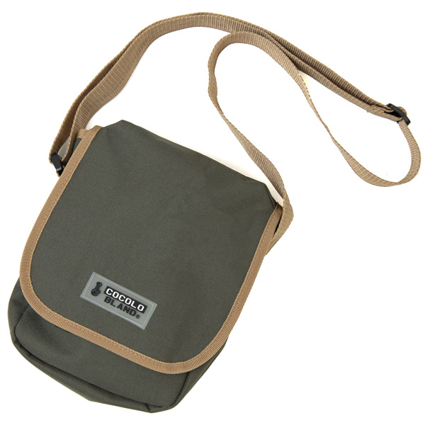 画像1:  WAPPEN MINI SHOULDER BAG (OLIVE) (1)