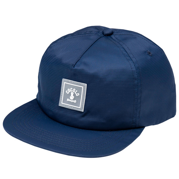 画像1: WAPPEN RIPSTOP CAP(NAVY) (1)