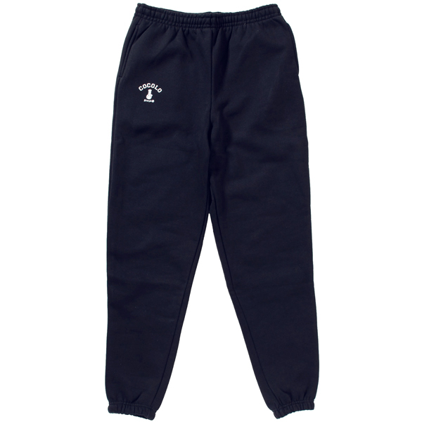 画像1: BONG HEAVY SWEAT PANTS(NAVY) (1)