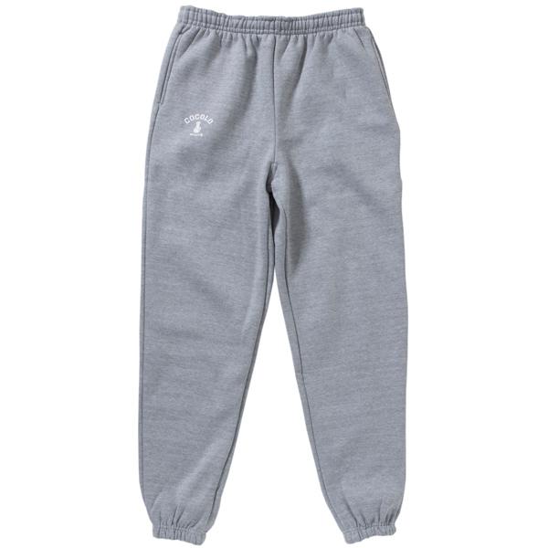 画像1: BONG HEAVY SWEAT PANTS(GRAY) (1)