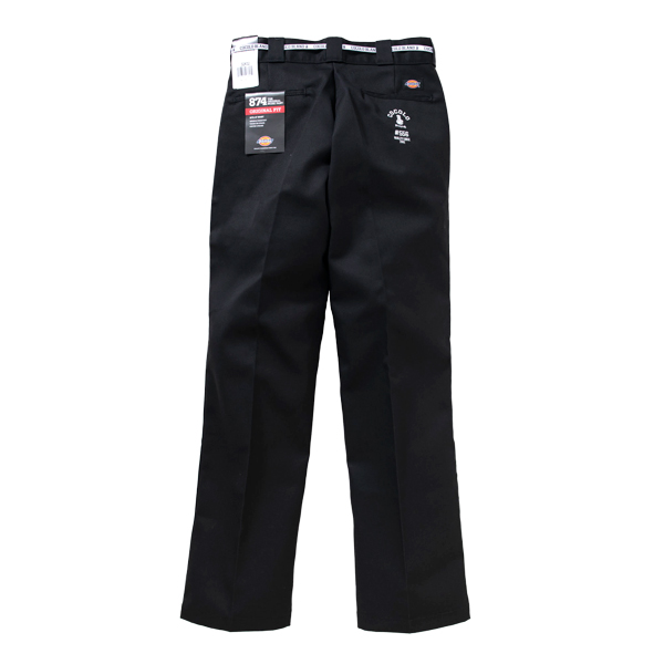 画像1: #556 WORK PANTS (BLACK) (1)