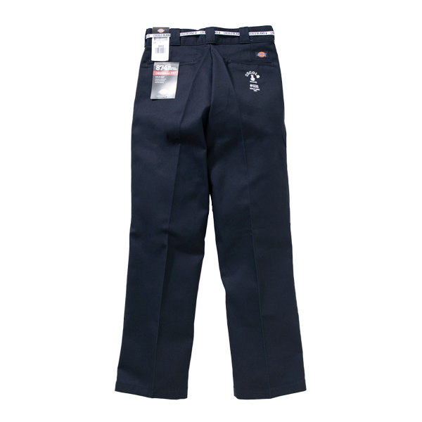 画像1: #556 WORK PANTS (DARK NAVY) (1)