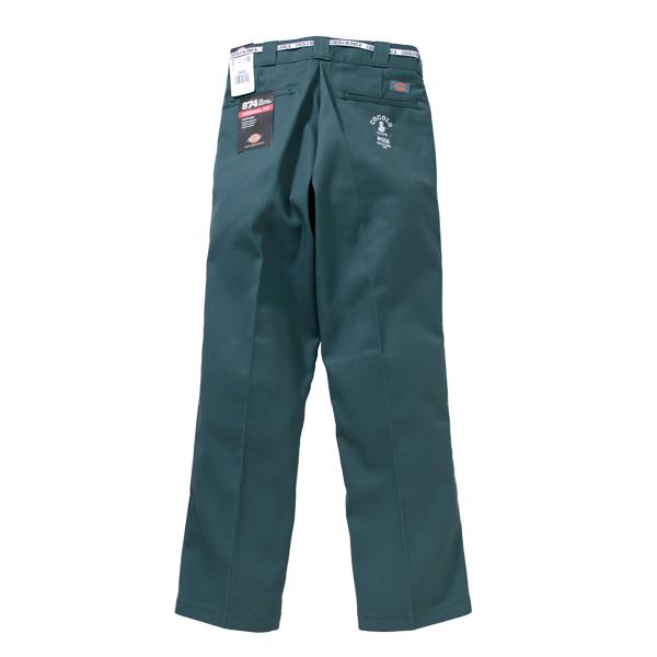 画像1: #556 WORK PANTS (LONCOLN GREEN) (1)