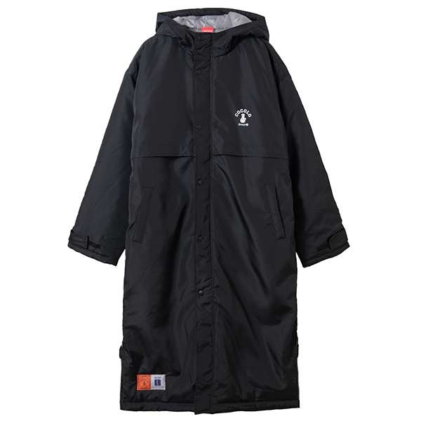 画像1: ORIGINAL BONG BENCH COAT(BLACK) (1)