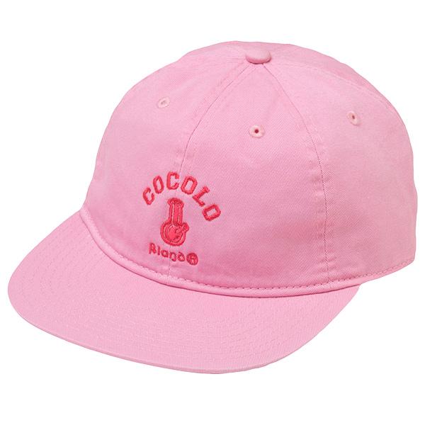 画像1: ORIGINAL BONG  FLAT VISOR CAP(PINK) (1)