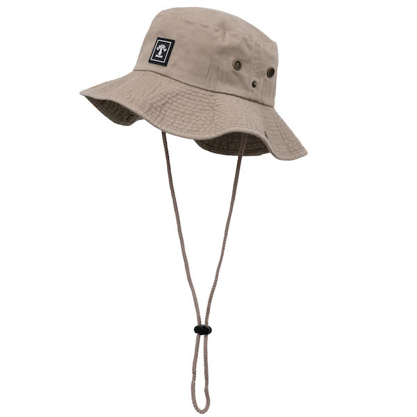 画像1: WAPPEN SAFARI HAT(KAHKI) (1)