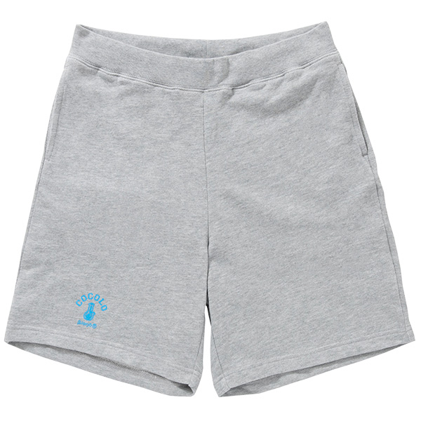 画像1: BONG SWEAT SHORTS (GRAY) (1)