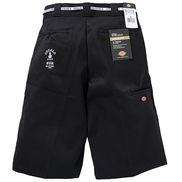 画像1: #556 WORK SHORTS (BLACK) (1)