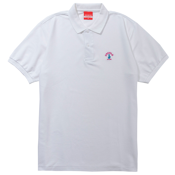画像1: ORIGINAL BONG POLO (WHITE) (1)