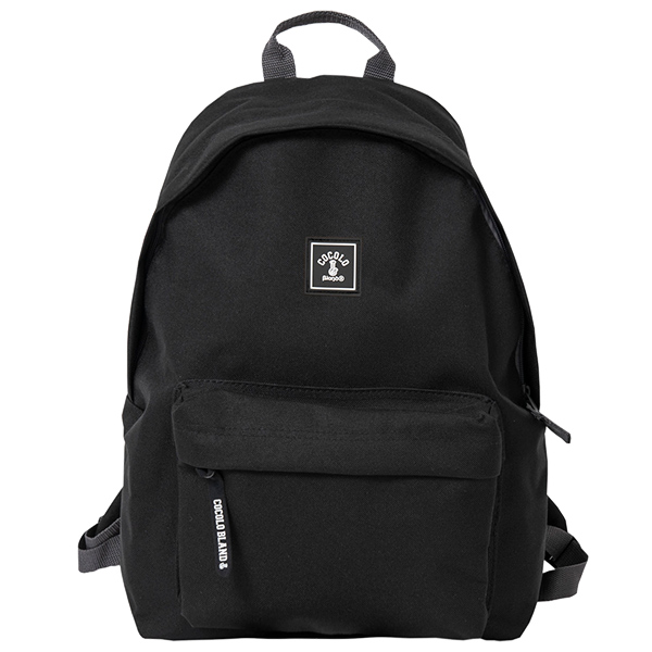画像1: BONG WAPPEN BACKPACK (BLACK) (1)