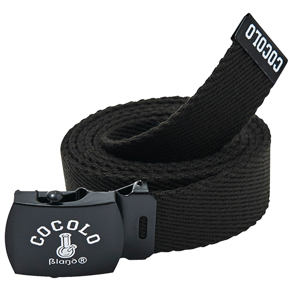 画像1: ORIGINAL BONG GI BELT (BLACK)  (1)