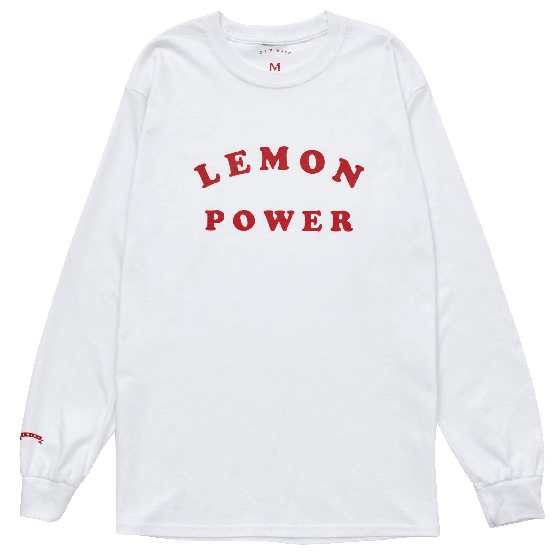 画像1: LEMON POWER L/S (1)