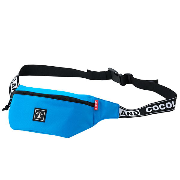 画像1: WAPPEN BODY BAG (Lt-BLUE) (1)