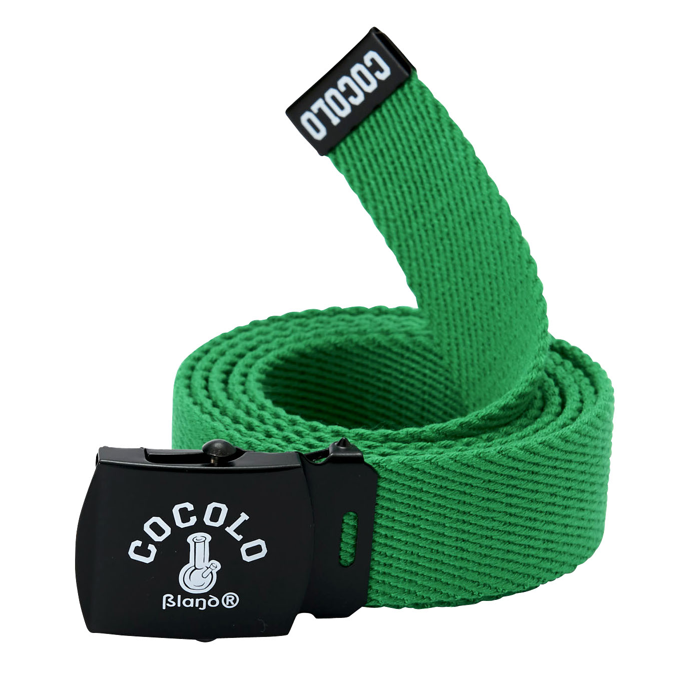 画像1: ORIGINAL BONG GI BELT(GREEN)  (1)