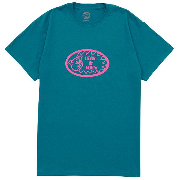 画像1: PIG S/S TEE (BLUE) (1)